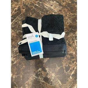 4/$25 NEW Room Essentials Washcloths 8 Pack